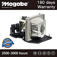 Mogobe BL-FU220A Compatible Projector Lamp with Housing for Optoma Hd6800 Hd72 Hd72i Hd73 Projector