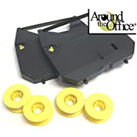 Around The Office Compatible Panasonic Typewriter Ribbon & Correction Tape for Panasonic W1550 Typewriter … This Package includes 2 Typewriter Ribbons and 2 Lift Off Tapes