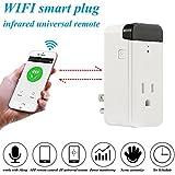 Buy LIDELE WiFi Smart IR Home Control,Compatible with Alexa