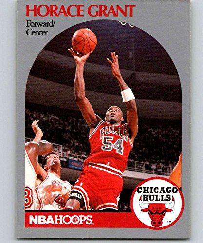 1990-91 Hoops #63 Horace Grant Bulls NBA Basketball