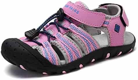DREAM PAIRS Boys & Girls Toddler/Little Kid/Big Kid 171111-K Outdoor Summer Sandals