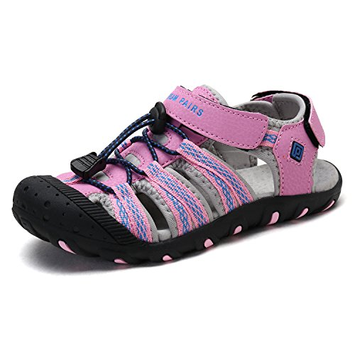 Pictures of DREAM PAIRS Boys & Girls Toddler/Little Kid/Big Kid 171111-K Outdoor Summer Sandals 2