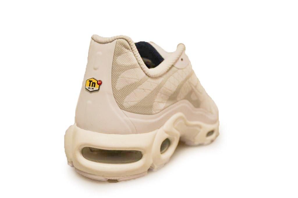 Nike AIR MAX PLUS Jacquard Herren ZN Tuned Herren Schuhe Weiß, 7 ... Ausverkauf