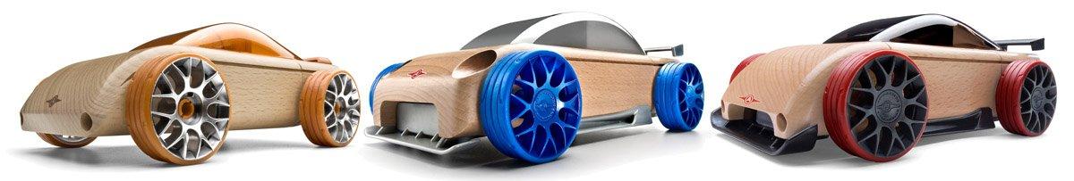 Automoblox Mini S9-R//C9-R//C9-S Vehicle 3-Pack