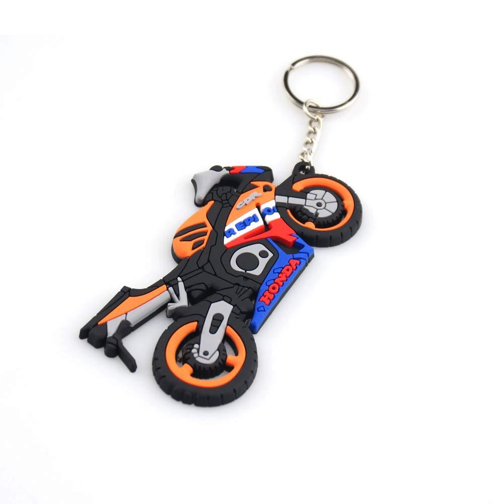 Amazon.com: SK-Motocicleta llavero, Motocicletas estándar ...