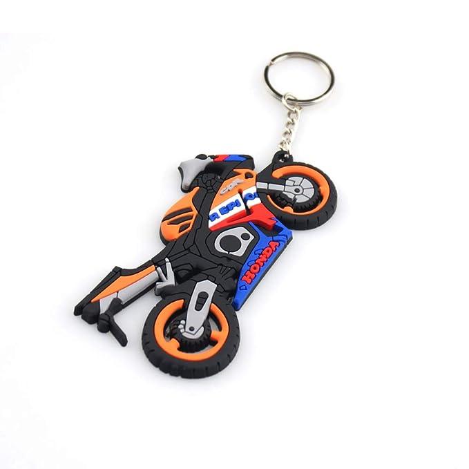 SK-Motocicleta llavero: Amazon.es: Coche y moto