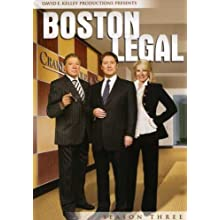 Boston Legal - Season Three (2010)