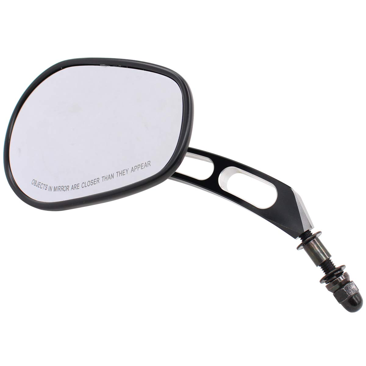 NewYall Set of 2 Left and Right Side Rear View Mirror