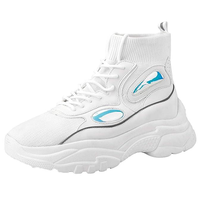 JJggsi4 Sneaker a Collo Alto Uomo Sneaker da Allenamento per