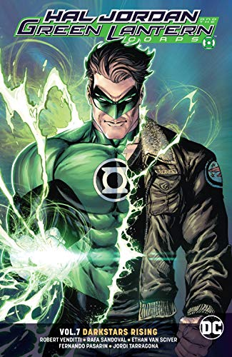 Amazon.com: Hal Jordan and the Green Lantern Corps (2016 ...