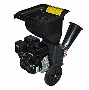 Best leaf shredder chipper -Patriot Products CSV-3100B 10 HP Briggs & Stratton Gas-Powered Leaf Shredder/ Wood Chipper