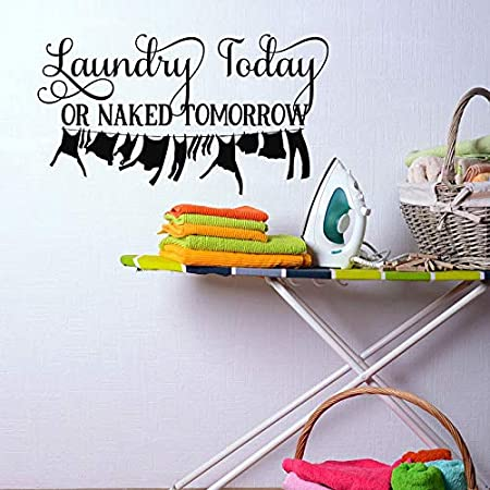 Jiayouhuo Noahs Ark Stickers Muraux Laundry Today Or Ed