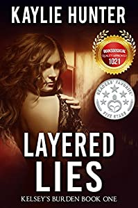 Layered Lies by Kaylie Hunter ebook deal
