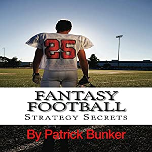 Fantasy Football Strategy Secrets Audiobook