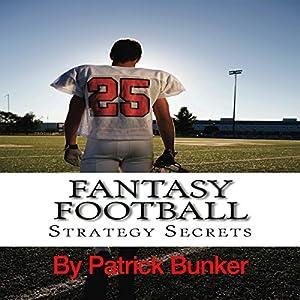 Fantasy Football Strategy Secrets Audiobook