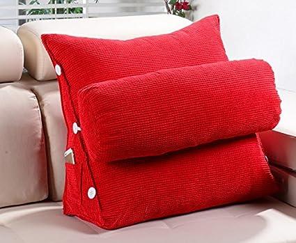 Divano Rosso Cuscini : Cuscino per cuscino divano cuscini triangolari cuscini grandi