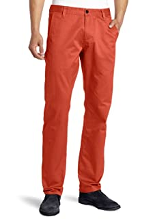 Dockers Men's Alpha Khaki Pant, Mecca Orange - discontinued, 33W x 32L (B00G4V4U0A) | Amazon price tracker / tracking, Amazon price history charts, Amazon price watches, Amazon price drop alerts