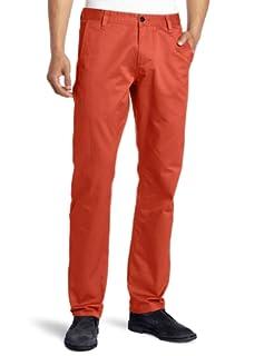 Dockers Men's Alpha Khaki Pant, Mecca Orange - discontinued, 34W x 30L (B00G4V4R0I) | Amazon price tracker / tracking, Amazon price history charts, Amazon price watches, Amazon price drop alerts