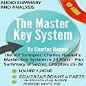 The VIP Synopsis: Charles Haanel's Master Key System in 24 Parts - Plus the Secret Extra Chapter Summaries of Parts 25-28 Audiobook by George Mentz Narrated by Clay Lomakayu