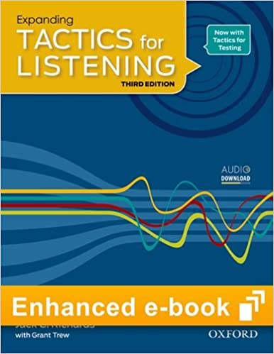 Tactics for Listening: Expanding: e-Book - Buy in-App