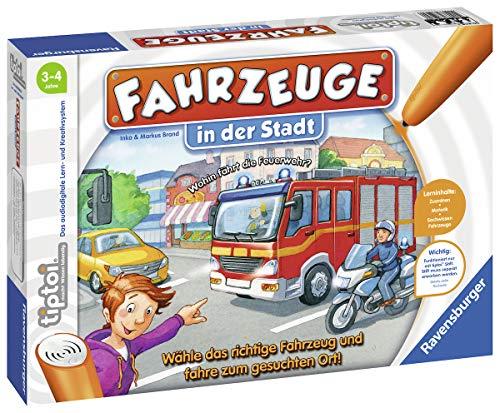 Ravensburger 00848 - Vehículos de la ciudad , color/modelo surtido