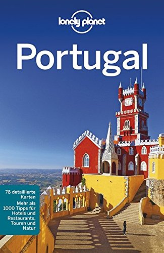 Price comparison product image Lonely Planet Reiseführer Portugal