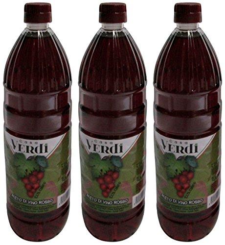 casa-verdi-aceto-di-vino-rosso-red-wine-vinegar-pet-bottle-338-fluid-ounces-1lt-bottle-pack-of-3-ita