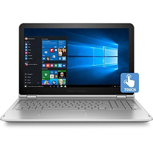 HP 15-w105wm Envy X360 15.6' 2in1 Laptop i7-6500U 2.50GHz 8GB RAM 1TB HDD Win10