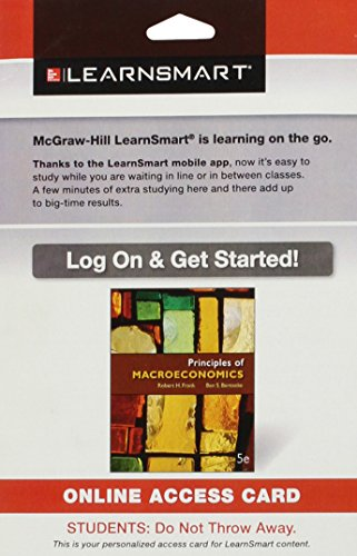 Download LearnSmart Access Card for Principles of