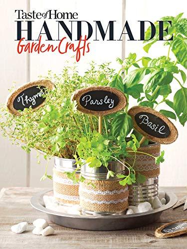 Taste of Home Handmade Garden Crafts