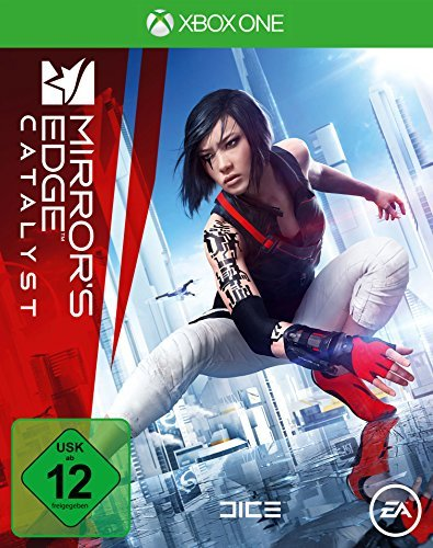 Mirror#s Edge Catalyst (USK ohne Altersbeschränkung) XBOX ONE by Electronic Arts
