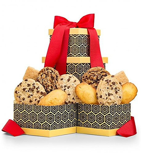 GiftTree Double Delight Gourmet Cookie Duo Gift Box