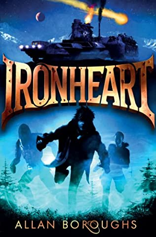 book cover of Ironheart