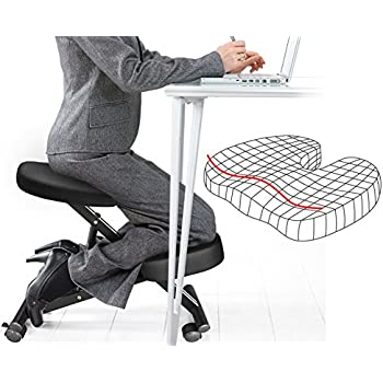 Amazon Com Sleekform Rocking Kneel Chair For Perfect