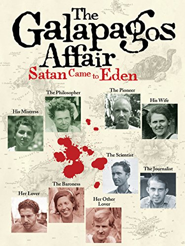 DVD : The Galapagos Affair: Satan Came to Eden