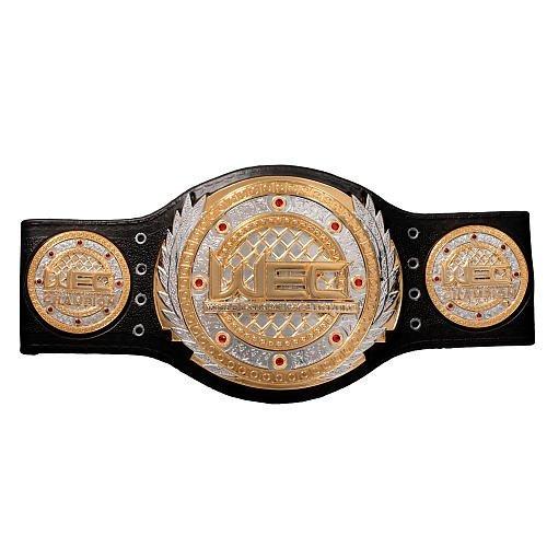 UFC WEC Belt (Belt Replica Pride)
