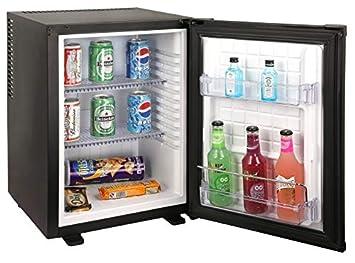 Mini bar Frigo bar chambre HOTEL ou bureau 40 litres Classe A+ totalement  silencieux (0dB)