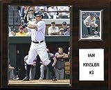 MLB Detroit Tigers Ian Kinsler Player Plaque, 12 x 15-Inch