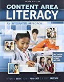 Content Area Literacy : An Integrated Approach, Bean and Readence, John, 0757588913