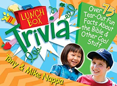 Lunch Box Trivia: Over 75 Tear-Out Fun Facts About the Bible & Other Cool Stuff (Lunch Box Books)