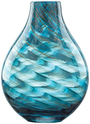 Lenox Seaview Swirl Bottle 11