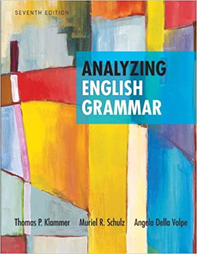 analyzing english grammar 7th edition pdf download