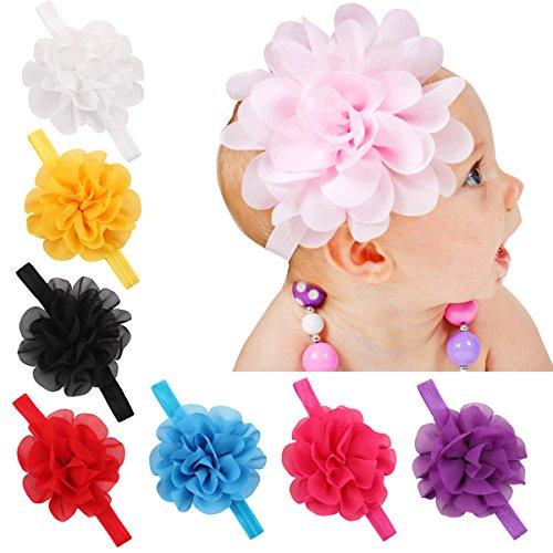 Toddler Headbands Turban Hairband Headwear