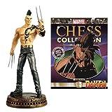 daken marvel - Marvel Daken Black Pawn Chess Piece with Collector Magazine