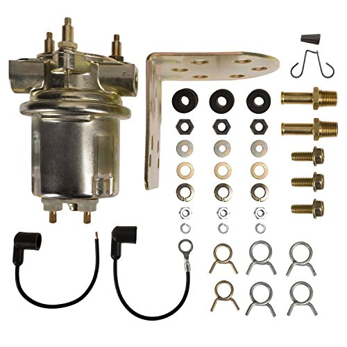 - Carter P4259 In-Line Electric Fuel Pump