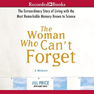 The Woman Who Can't Forget Audiobook