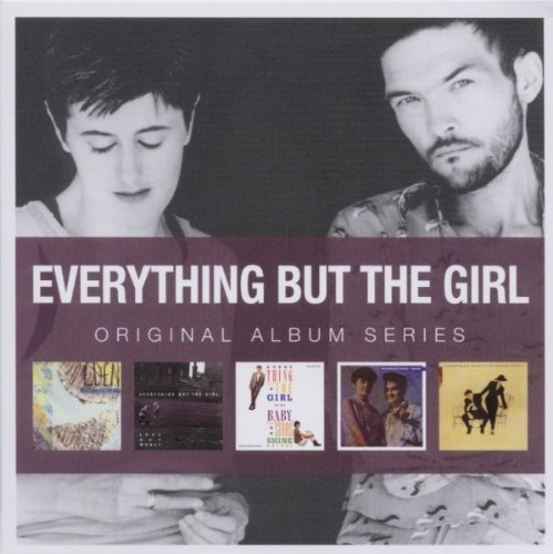 Everything But The Girl - Original Album Series By Everything But The Girl (2011-03-28) - Zortam Music
