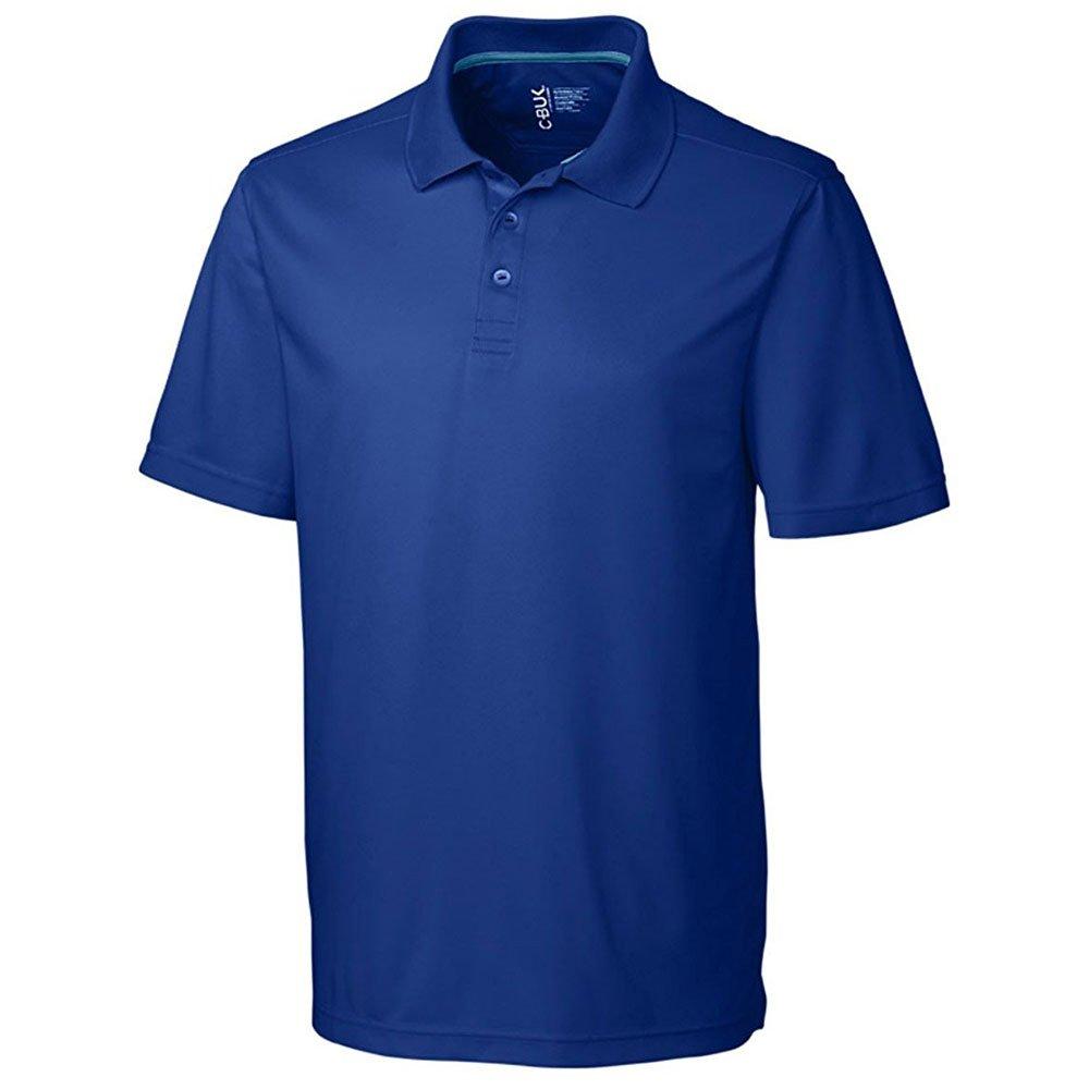 カッター&バック フェアウッド 半袖ポロシャツ B00VUUHADE Medium|Tour Blue Tour Blue Medium
