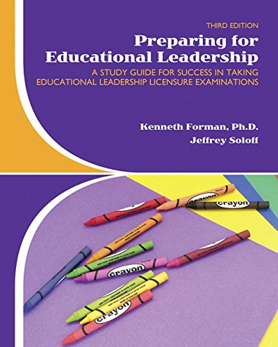 Preparing for Educational Leadership (3rd Edition)