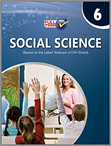 Social Science Class 6 DAV (2018-19 Session): Amazon in